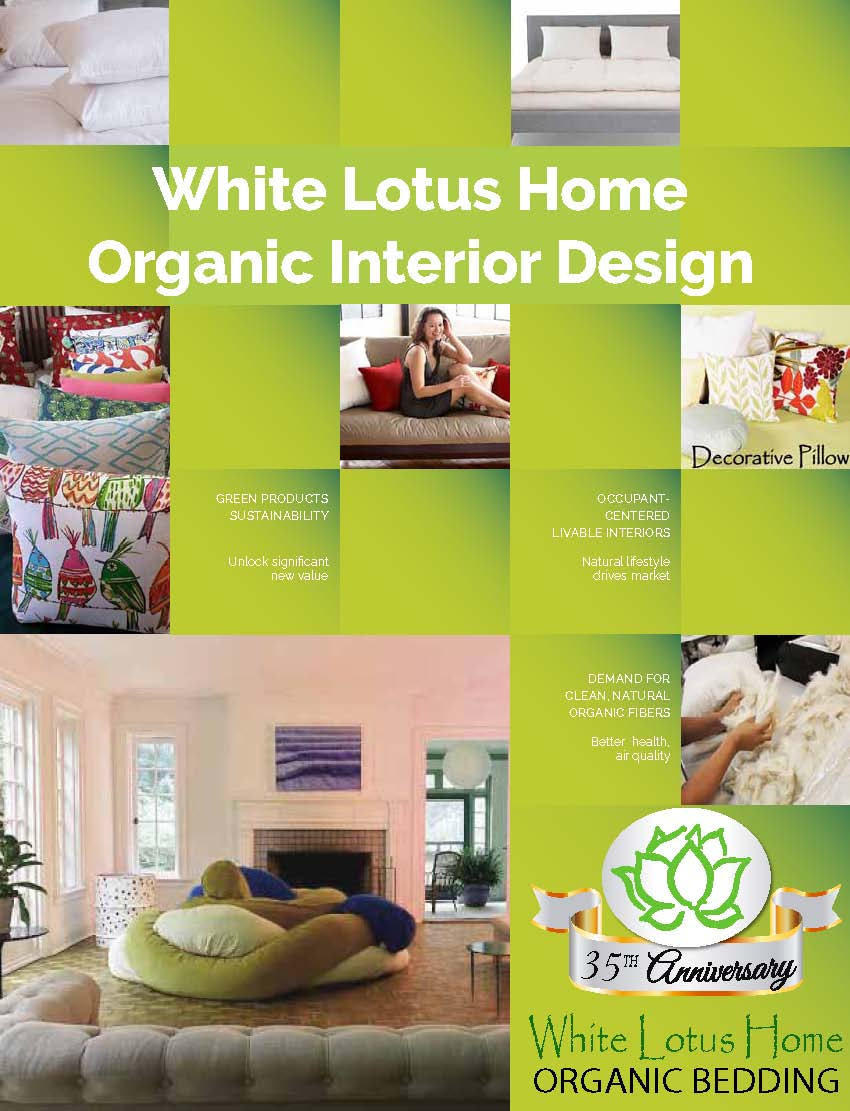 White Lotus Home Organic Interior Design
